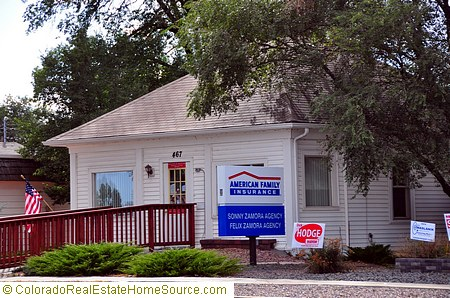 View community info real for American family homes