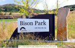 Bison Park in The Meadows at Castle Rock