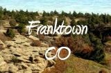 Franktown Colorado