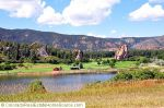 Perry Park Country Club, Larkspur, CO - View 3