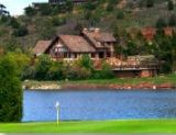 Perry Park Country Club in Larkpur, CO