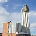 The Old Control Tower at the Once Was Stapleton International Airport
